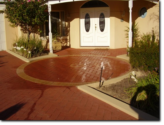 Limestone Garden Edging, Kerbing near Kwinana